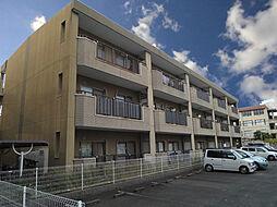 椋風苑B棟[3階]の外観