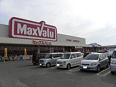 マックスバリュ水足店…約400m