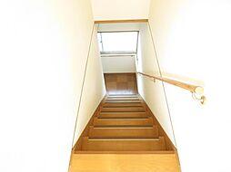 階段です。昇り...