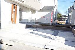 2台駐車可能。