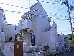 ジュネパレス新松戸第12[1階]の外観