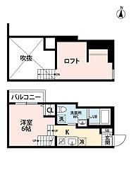MANO(マーノ)[2階]の間取り