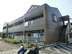 愛知県あま市上萱津銭神の賃貸アパートの外観