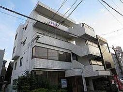 愛知県名古屋市中村区亀島1丁目の賃貸マンションの外観