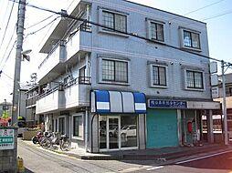 埼玉県越谷市北越谷5丁目の賃貸マンションの外観
