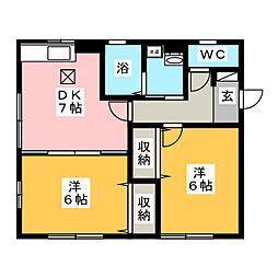 二俣川駅 7.6万円