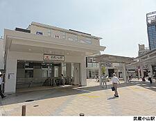 武蔵小山駅(現地まで160m)