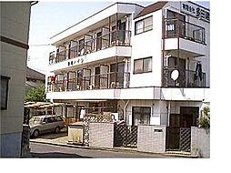 東京都八王子市中野上町4丁目の賃貸マンションの外観