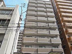 愛媛県松山市本町3丁目の賃貸マンションの外観