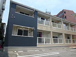 大阪府大阪市旭区今市2丁目の賃貸アパートの外観