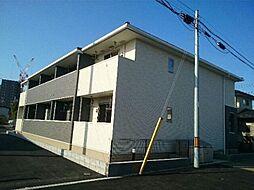 宮城県仙台市太白区郡山の賃貸アパートの外観