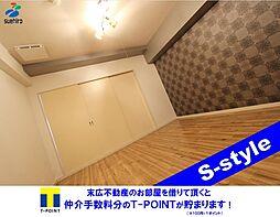 セントラルハイツ熊谷[5階]の外観