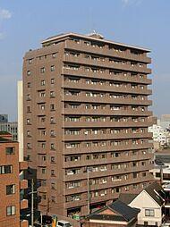 ライオンズマンション六ツ門中央[8階]の外観