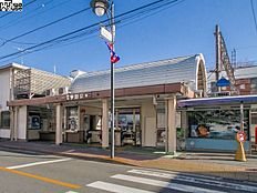 西武多摩湖線「一橋学園」駅
