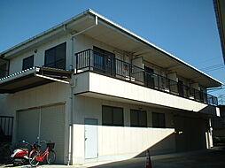 東京都板橋区小茂根の賃貸アパートの外観