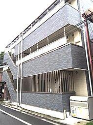 東京都世田谷区下馬2丁目の賃貸マンションの外観