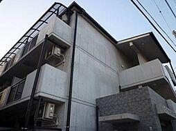 エクセル沢之町[101号室]の外観
