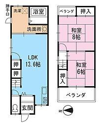 七条駅 1,090万円