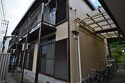 神奈川県南足柄市駒形新宿の賃貸アパートの外観