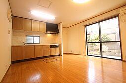練馬区石神井台8丁目 中古一戸建住宅 4LDKの居間