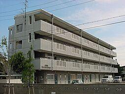 京都府久世郡久御山町大字佐古小字外屋敷の賃貸マンションの外観