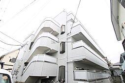 神奈川県相模原市南区南台1丁目の賃貸マンションの外観