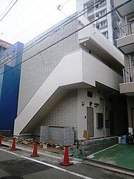 兵庫県尼崎市東本町2丁目の賃貸アパートの外観