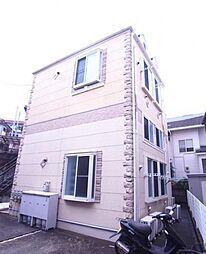 ユナイト横浜ポルトニョールの丘[1階]の外観