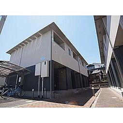 奈良県香芝市北今市3丁目の賃貸アパートの外観