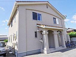 プライムコート江戸屋敷 A棟[2階]の外観