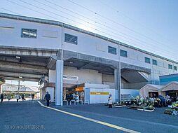 西武拝島線「東...