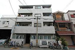 大阪府大阪市西淀川区大和田1丁目の賃貸アパートの外観