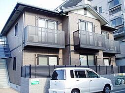 福岡県春日市千歳町1丁目の賃貸アパートの外観