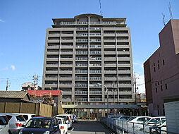 三重県四日市市諏訪町の賃貸マンションの外観
