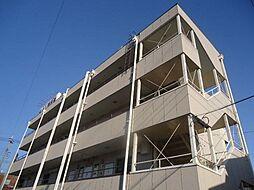 カトウハイツ 日野坂[4階]の外観