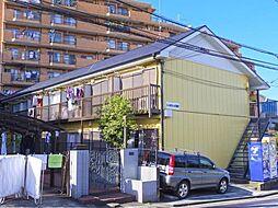 コーポラスN羽沢[2階]の外観