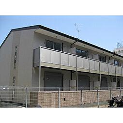 大阪府守口市八雲中町3丁目の賃貸アパートの外観