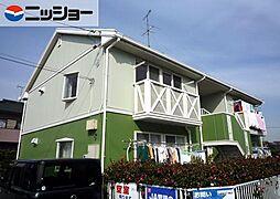 クレストハウスA棟[2階]の外観