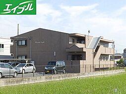 三重県四日市市尾平町の賃貸マンションの外観