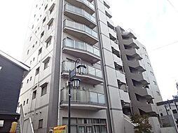 東京都国立市富士見台4丁目の賃貸マンションの外観