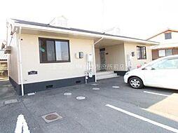 岡山県倉敷市東富井丁目なしの賃貸アパートの外観