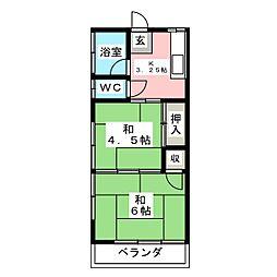 大泉学園駅 5.5万円