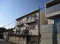 愛知県名古屋市千種区本山町2丁目の賃貸アパートの外観