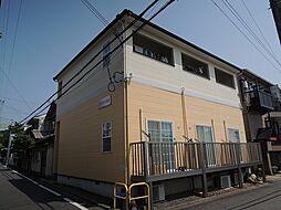 キャスル松山[102号室]の外観