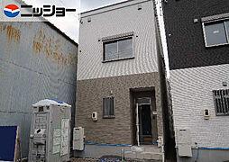 [一戸建] 愛知県名古屋市北区辻町4丁目 の賃貸【/】の外観