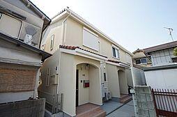 [テラスハウス] 兵庫県尼崎市富松町2丁目 の賃貸【/】の外観