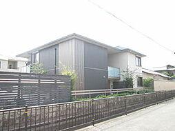 大阪府堺市西区浜寺昭和町5丁の賃貸アパートの外観