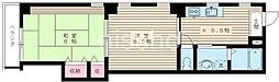 657−メゾン・ド・グリシーヌ[301号室]の間取り