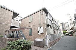 大阪府大阪市鶴見区横堤3丁目の賃貸アパートの外観