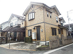 [一戸建] 奈良県奈良市学園朝日町 の賃貸【/】の外観